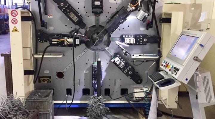 MultiFormer HX-60 – la nuova macchina del Mollificio PFM