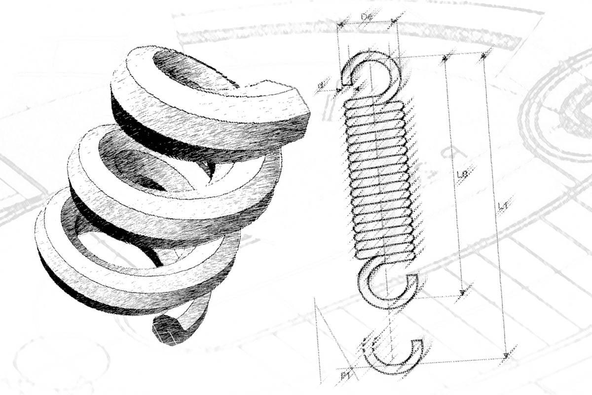 Spring Design planning 1 - PFM Springmaker