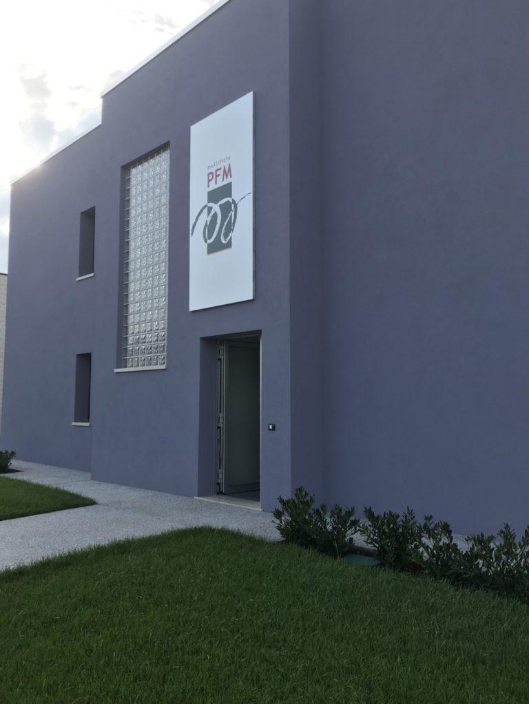 Nuovi Uffici per PFM